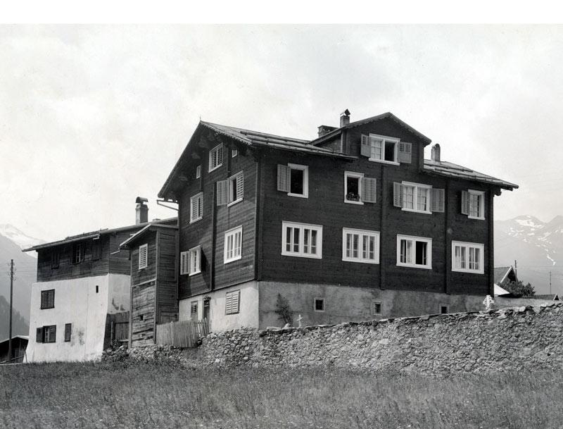 Historia dalla Casa S. Gions